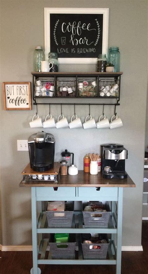 coffee bar ikea island makeover coffee bar home home