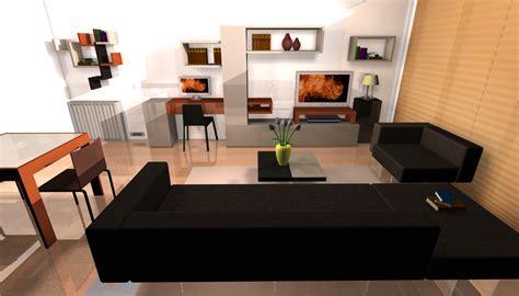 meuble tv et bureau composition meuble tv et bureau home design nouveau et