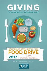 California State Employees Food Drive - Food Drive Information