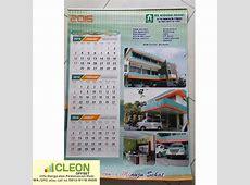 Contoh Kalender Dinding buatkalendernet