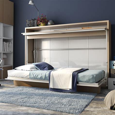 wayfair murphy bed with desk multimo genio twin murphy bed reviews wayfair