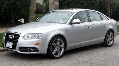 Audi A6 Wikipedia Autos Post
