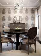 White Small Dining Room Wall Decor Idea And White Dining Room Dining Room Dining Room Decorating Ideas Picked Wildflowers Are A Must For Summer Style Country Decorating IKEA 2010 Dining Room And Kitchen Designs Ideas And Furniture