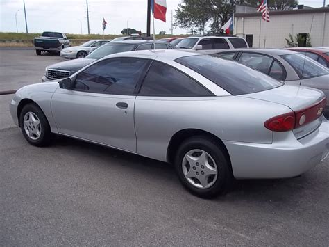 2004 Chevrolet Cavalier  Information And Photos Zombiedrive