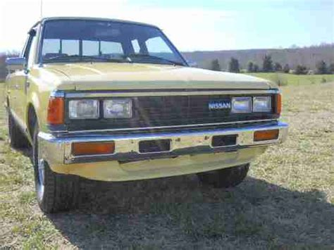 Buy Used 1986 Nissan,datsun 720 Extra Cab Pickup In
