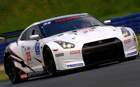 Nissan Gtr Race Car nissan skyline gt r race car wallpaper 1280x800 17604