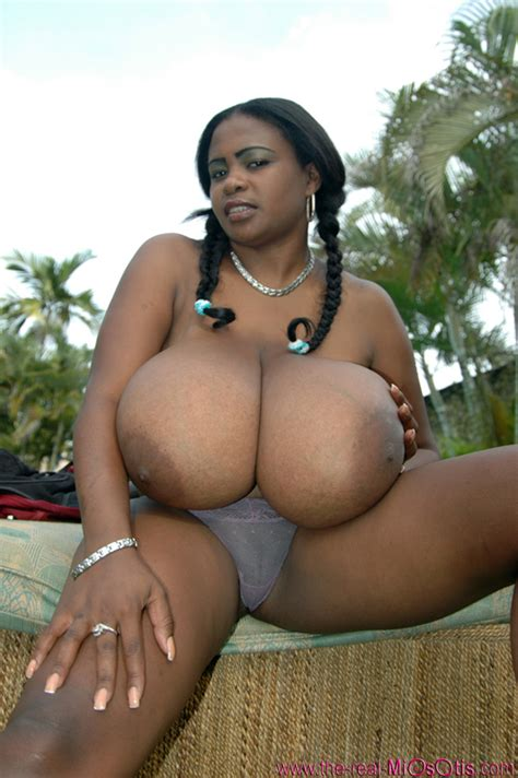 These Huge Black Melons Of Real Amateur Ebo Xxx Dessert