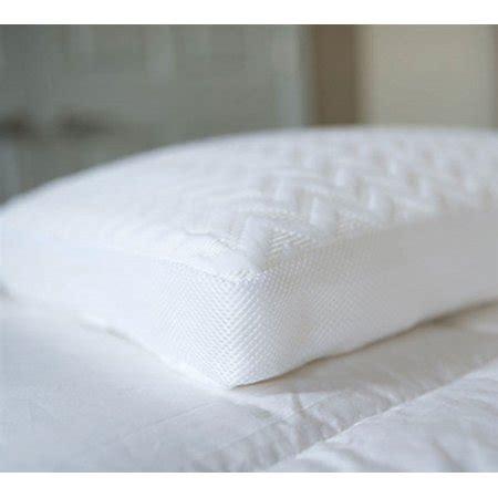 bed pillows walmart serene foam side sleeper bed pillow walmart
