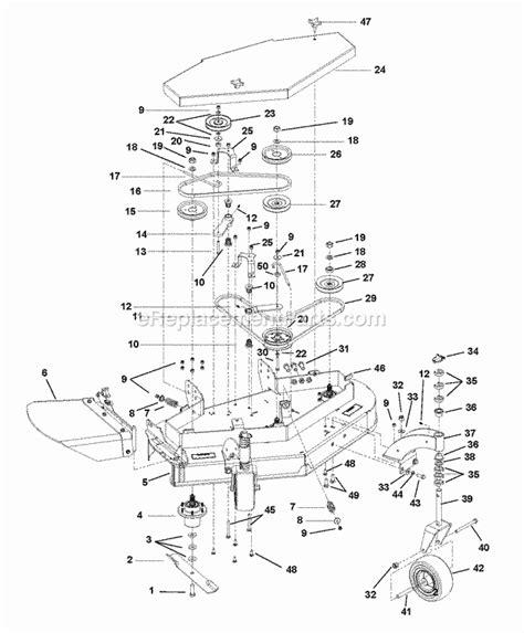 Ariens Pwkas Parts List Diagram