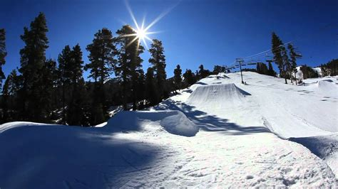 snowboarding big bear style   bear mountainca