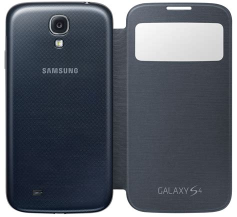 Galaxy S4 Flip Cover 2840 by Samsung Galaxy S4 S View Flip Cover Folio