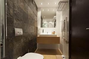 Luftfeuchtigkeit Im Bad : das bad mit natursteinfliesen gestalten ~ Markanthonyermac.com Haus und Dekorationen