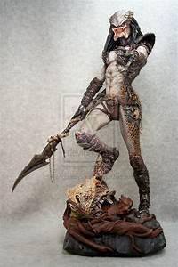 Female Predator | Character Art | Pinterest