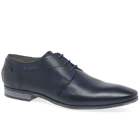 Mens and womens bugatti shoes with free delivery and free click and collect. Bugatti Chrome Mens Lace Up Formal Shoes | Charles Clinkard