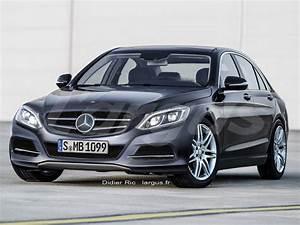 Mercedes Classe C Essence : mercedes benz classe c exclusif la future mercedes classe c salon de gen ve 2014 ~ Maxctalentgroup.com Avis de Voitures