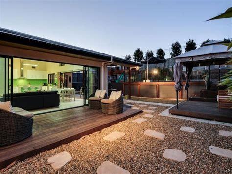 outdoor living design  deck   real australian