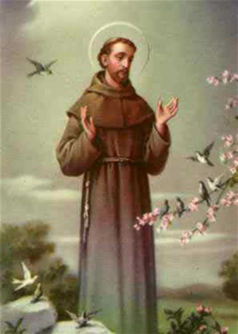 francis of assisi stigmatist considered to be the founder of all franciscan orders