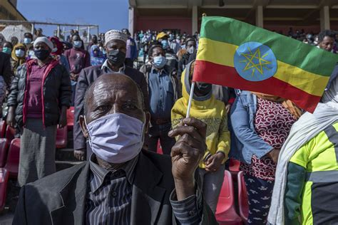 Ethiopian government forces accused of war crimes as ...
