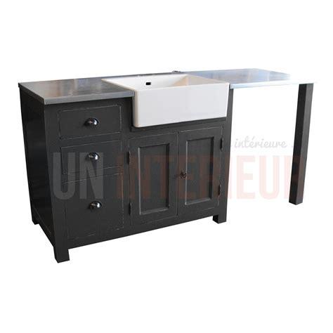 meuble evier cuisine meuble evier lave vaisselle images