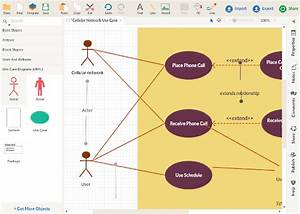 5 Free Websites To Draw Use Case Diagram Online