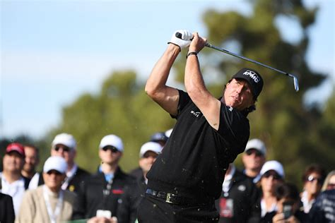 The clubs Phil Mickelson used to beat Tiger Woods in The ...