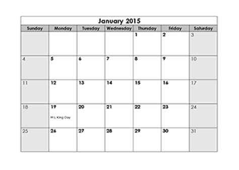 Free Downloadable 2015 Calendar Template 2015 Calendar Templates 2015 Monthly Yearly