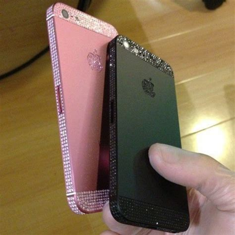 phone cases for iphone 5 jewels sparkle pink iphone iphone 5 girly phone black