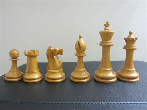 Inherited A Chess Set Need Help Identifying It Chess