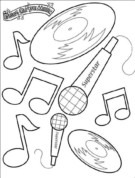 bring    coloring page  crayola jazz