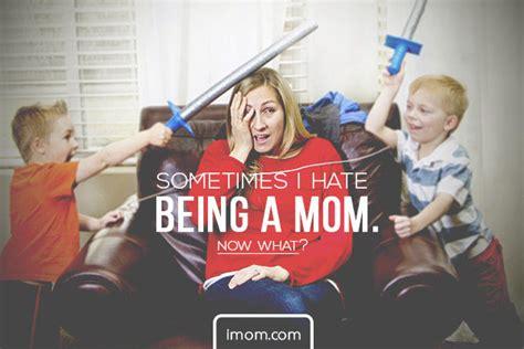 hate   mom   imom