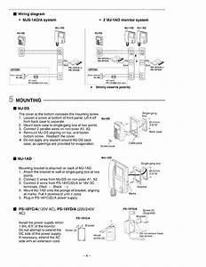 Wiring Diagram  U2022 Mjs A System  Mounting  Mj  6