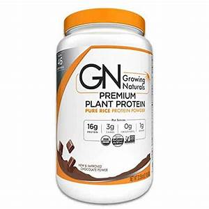 Top 10 Best Brown Rice Protein Powder Reviews