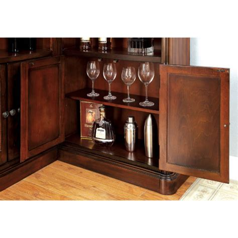 pcs voltaire elegant corner bar set