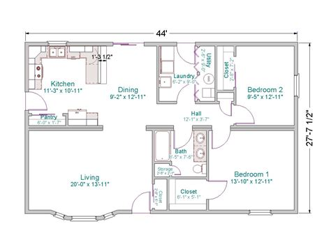 free floor planner free ranch style home floor plans