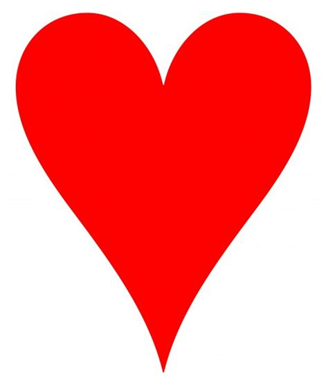 red heart clipart  stock photo public domain pictures