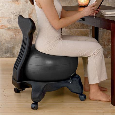 gaiam chair canada stability chair