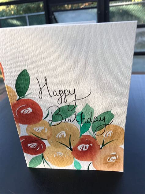Check spelling or type a new query. This item is unavailable | Watercolor cards, Watercolor birthday, Birthday cards