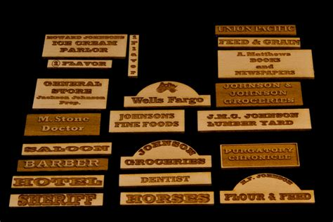 west signs miniatures wild v2 28mm buildings western town gcmini mybigcommerce building funny salvo