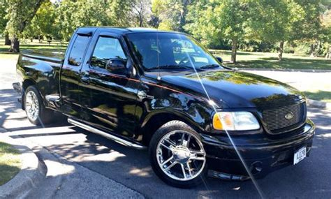 buy used 2000 ford f 150 harley davidson edition extended