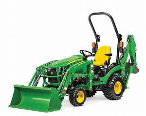 John Deere 1025r Compact Utility Tractor Maintenance Guide