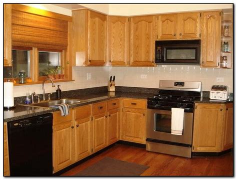 kitchen colors with oak cabinets neutral kitchen paint colors with oak cabinets