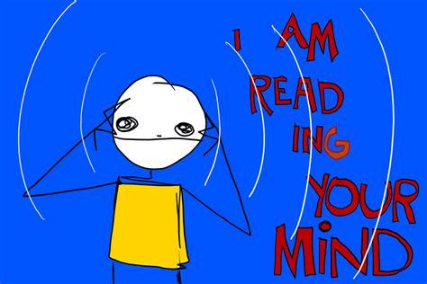 reading  mind