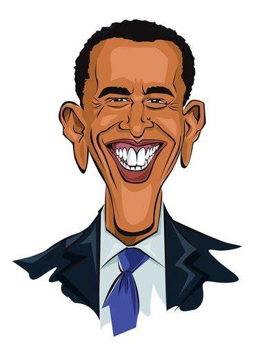 barack obama  abdul salim famous people cartoon toonpool