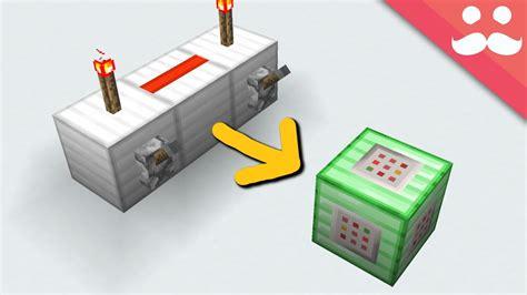 Redstone Circuit Blocks Minecraft Update Youtube