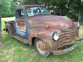 Project Rat Rod Chevy Trucks for Sale