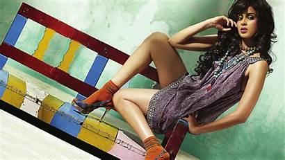 Genelia Souza Wallpapers Actress Saree Dsouza Kiss