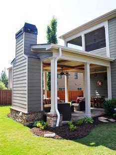 1000 ideas about backyard covered patios on