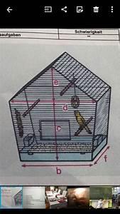 Tv Größe Berechnen : volumen und oberfl che von einem vogelk fig berechnen mathe rechnen dreieck ~ Themetempest.com Abrechnung