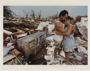 After Hurricane Andrew Miami