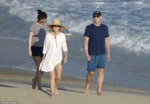Caroline Kennedy Beach Vacation